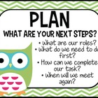 Accountable Talk - OWL THEME POSTERS