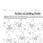 Action Verbs vs. Linking Verbs