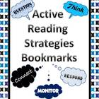 Active Reading Strategies Bookmarks