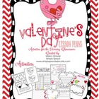 Activities and Craftivity for Valentine's Day that support