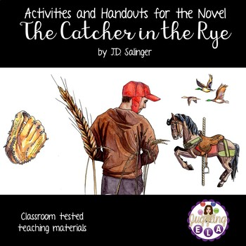Activities and Handouts for The Catcher in the Rye