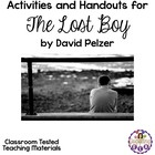 Activities and Handouts for The Lost Boy by David Pelzer