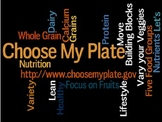 "Activities and Lessons for ""Choose My Plate"""