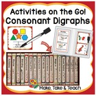 Activities on the Go!- Consonant Digraphs