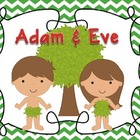 Adam & Eve:  Rules are Important