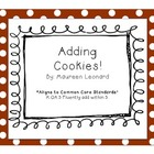 Adding Cookies! Aligned to Common Core!