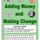Adding Money and Making Change