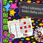 Adding, Subtracting Fractions with Unlike Denominators Fun