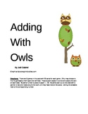 Adding with Owls