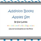 Addition Books-Apple Set