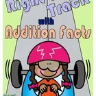 Addition Facts Mastery; Right On Track