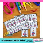 Addition Memory Game and Flashcards  {Super Hero}