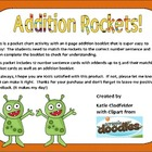 Addition Rockets!