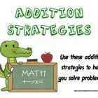 Addition Strategies - Common Core Math