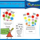 Addition & Stubraction Game