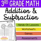 Addition and Subtraction for the Common Core Standards