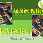 Additive Patterns. Math Centers aligned with C-scope Lesso