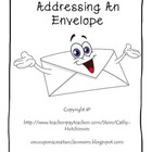 Addressing an Envelope Activity Packet