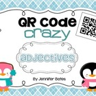 Adjective Penguin QR Code Center