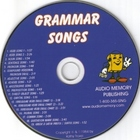 Adjective Song  MP3 from Grammar Songs  - Audio Memory/Troxel