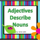 Adjectives Are Awesome
