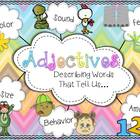 Adjectives {Describing Word Activity}