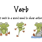 Adjectives, Nouns, and Verbs:  Making Sentences