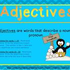 Adjectives - Task Cards