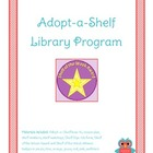 Adopt-a-Shelf Library Program