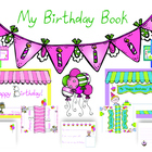 "Adorable (and FREE!) Birthday ""Keepsake"" Class Book"
