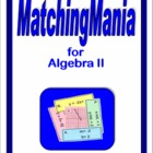 Advanced Math MatchingMania Book