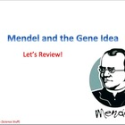 Advanced Placement Biology Review PPT: Mendel and the Gene Idea