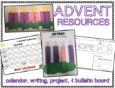 Advent Writing Book