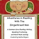 Adventures In Reading With The Gingerbread Man-Aligned to