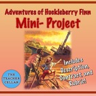 Adventures of Huckleberry Finn Mini-Project