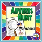 Adverbs Hunt Worksheet