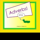 Adverbs Smartboard Lesson