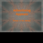 Advertising Techniques(Appeals)