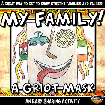 Africa Griot Mask Assignment 7.4.5 Written & Oral Traditio