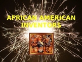 African American Inventors PowerPoint