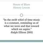 African History of Blues Music