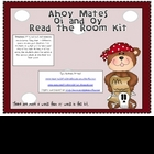 Ahoy Mates Read the Room Kit