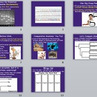 Aim: How does comparative biochemistry provide evidence fo