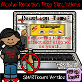 Alcohol Reaction Time SMARTboard Lesson