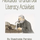 Alexander Graham Bell Literacy Activities
