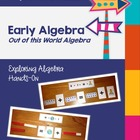 "Algebra Math Center - ""Out of this World"" Algebra"" - Missi"