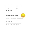 Algebraic Equation Puzzle