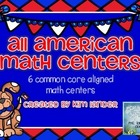 All American Math Centers Common Core Aligned