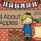 All About Apples Math and Literacy Unit