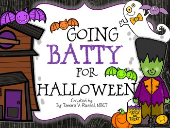 All About Bats: A Common Core Aligned Literacy and Math Un